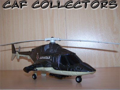 AIR WOLF Supercopter AW1
