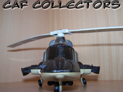 AIR WOLF Supercopter AW2