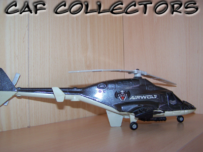 AIR WOLF Supercopter AW3
