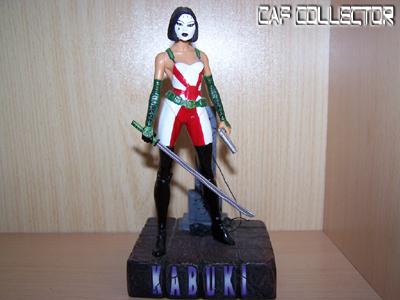 Kabuki [Comics] Kabukia