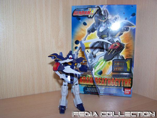 Gundam Wing Figurines Deathscythe1