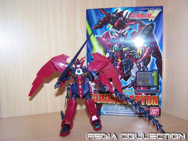 Gundam Wing Figurines Epyon1