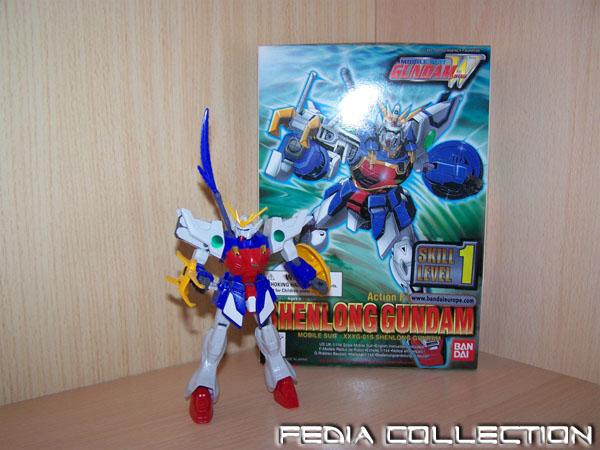 Gundam Wing Figurines Shenlong1