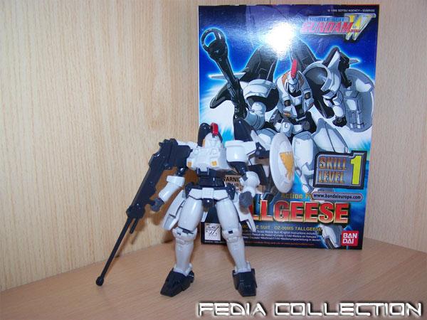 Gundam Wing Figurines Tallgeese1