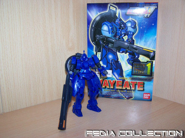 Gundam Wing Figurines Vayeate1