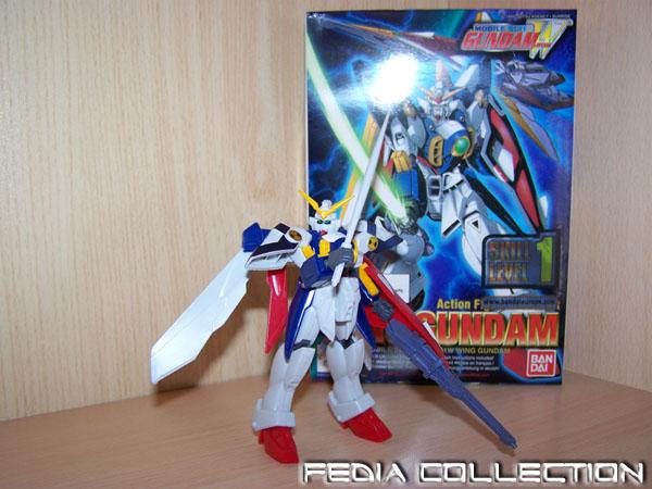 Gundam Wing Figurines Wing1