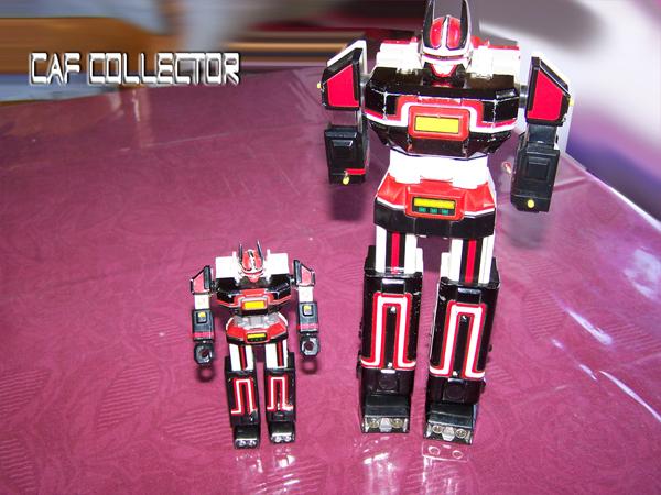 Les MECHAS bref les robots !!! BIOMAN3AA
