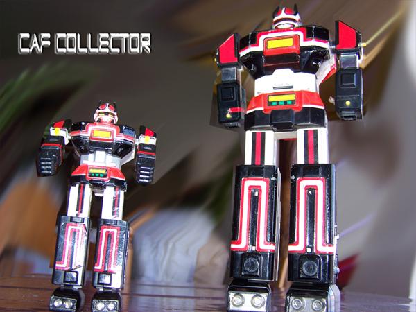 Les MECHAS bref les robots !!! BIOMANAA