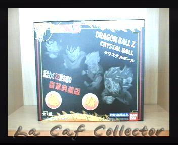 Dragon Ball Figurines et Goodies Cristalbox
