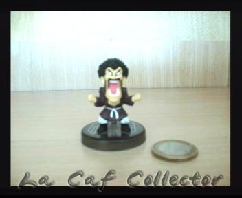 Dragon Ball Figurines et Goodies Dbsatan